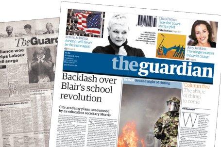 The Guardian cambia su estrategia de negocio móvil
