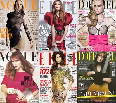 Las revistas de moda integran venta electrónica de productos en sus artículos